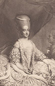 Portrait of Marie Joséphine of Savoy (1753-1810)
