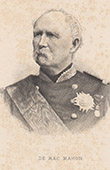 Portrait of Patrice de Mac-Mahon - Marshal of France - President of the French Republic (1808-1893)