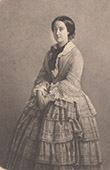 Portr�t von Frau (Abel Ni�pce de Saint-Victor)
