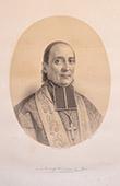 Portr�t von Marie Dominique Auguste Sibour (1792-1857)