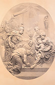 Cathedral Notre-Dame de Paris (France) - Carved Wood - Adoration of the Magi
