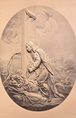 Cathedral Notre-Dame de Paris (France) - Carved Wood - Compassion
