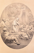 Cathedral Notre-Dame de Paris (France) - Carved Wood - Pentecost
