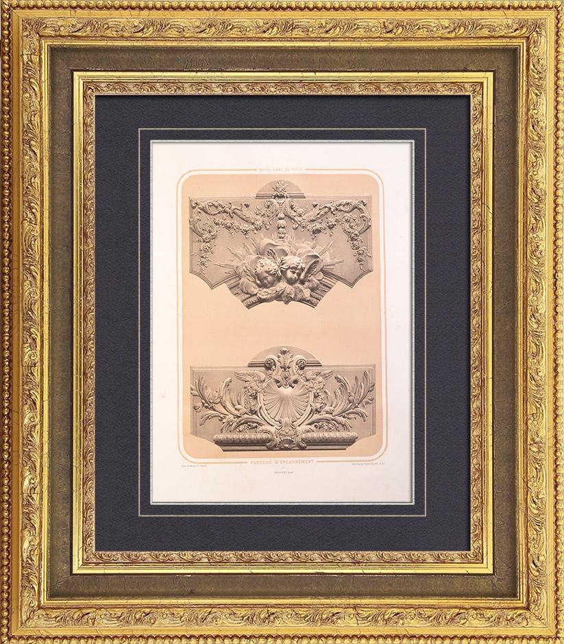 Alte stiche stiche von blumen for Frankreich dekoration