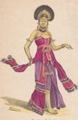 Java - Indonesia - Javanese Dancer