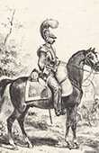 Napoleonic Soldier - Uniform - Carabineer - Carabinier - Cavalry (1812)