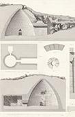 Gr�ce antique - Tr�sorerie d'Atr�e � Myc�nes - D�tails - P�loponn�se (Gr�ce)