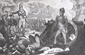 Napoleon Bonaparte - Belagerung von Toulon - Faron Fort - Koalitionskriege (1793)