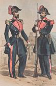 Military Uniform - French Republic - Republican Guard (1848)