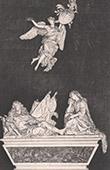 Grav av Nicolas Bautru, Markis av Vaubrun - Slott i Serrant (Frankrike)