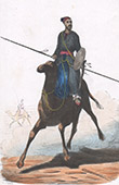 Africa - Sahara - Desert - Tuareg - Camels - Traditional Costume