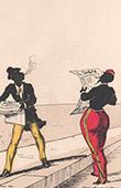 Silhouettes de 1871 - Moloch - L'Ordre et la Constitution