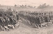 Valacos - Exército - Infantaria - Valáquia (Romênia)