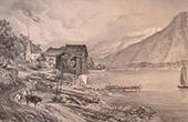 Seen in der Schweiz - Walensee - Mulihorn