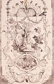 Französische malerei - Partie de Chasse - Jagd (Watteau)