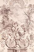 French painting - Le D�nicheur de Moineaux - The Sparrow Collector (Watteau)