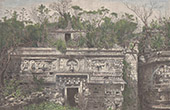 Casa de las Monjas at Chichén Itzá - Yucatán (Mexico)