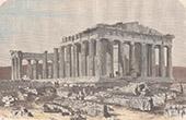 Parthenon - Acropolis of Athens (Greece)
