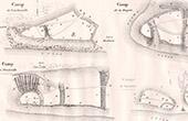 Camps Romains - Sandouville - Roque - Boudeville - Caudebec (Seine-Maritime - France)