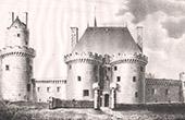 Castelo de Alen�on - Port�o (Orne - Fran�a)