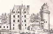 Castelo de Alen�on (Orne - Fran�a)