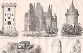 Normandy - Ruins - Castle - Tumulus - Menhir (France)