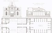 Stables of Marquis de Hertford - Architect L. de Sanges (France)