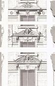 House Rue du Pont-Neuf in Paris - Details - Architect E. Legrand (France)