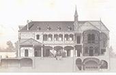 Hospice de Roucy - Picardie - Aisne - Architecte M. Destors (France)