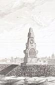 Monument � la M�moire de Fran�ois Tixier � Dunkerque - Architecte M. Clemencet (France)