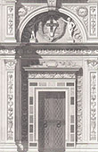 Cathedral of Siena - Portal - Architect J. Guadet (Italy)