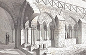 Church of the Nativity in Bethlehem - Clerestory - West Bank (Palestine)