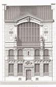 H�tel du Peintre Hugues Merle - Architecte M. Soud�e