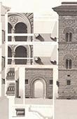 Palazzo Strozzi in Florence - Italian Renaissance - Benedetto da Maiano - Simone del Pollaiolo (Italy)