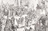 Don Quichotte par Gustave Dor� - Chapitre XX - Les noces de Camache le riche et l�aventure de Basile le pauvre 4/4