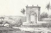 Fountain near Algiers (Algeria)