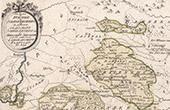 Karte - Die Staaten des F�rsten zu Schwarzenberg oder die Gef�rstete Grafschaft Schwarzenberg die Herrschaft Seinsheim und die Gef�rstete Landgrafschaft Klettgau - W�rzburg - Bayer