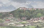Colline royale d'Ambohimanga - Tananarive - Antananarivo - Hova - Merina (Madagascar)