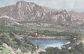 Ile Bourbon - Réunion - Piton d'Enchein - Salazie (Département français d'outre mer)