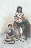 Oceanien - Kvinnar (Samoa�arna)