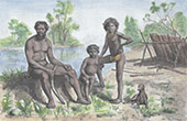 Australiens Aboriginer - Queenslands (Australien)