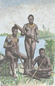 Pacific Islands - Indigenous people (New Hebrides - Vanuatu)