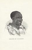 Völker der Welt - Ethnologie - Australie - Van Diemen's Land - Tasmanien
