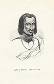 Folkdräkt - Etnologi - Afrika - Abessinien - Etiopien