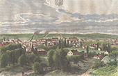 View of Alen�on - Normandy - Orne (France)