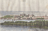 View of Avignon - Provence-Alpes-C�te d'Azur - Vaucluse (France)