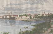 View of Melun - �le-de-France - Seine-et-Marne (France)