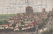 View of Beauvais - Nord-Pas-de-Calais-Picardy - Oise (France)