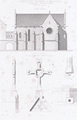 Chapel - Soeurs de la Providence - Troyes - Aube (France)