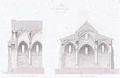 Iglesia de Vernouillet - Isla de Francia - Yvelines (Francia)